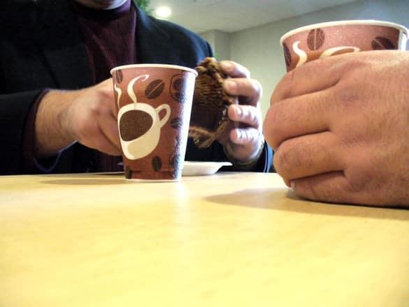 Uitgestelde koffie – doe het eens cadeau!