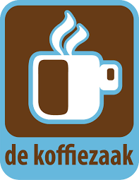 De koffiezaak logo