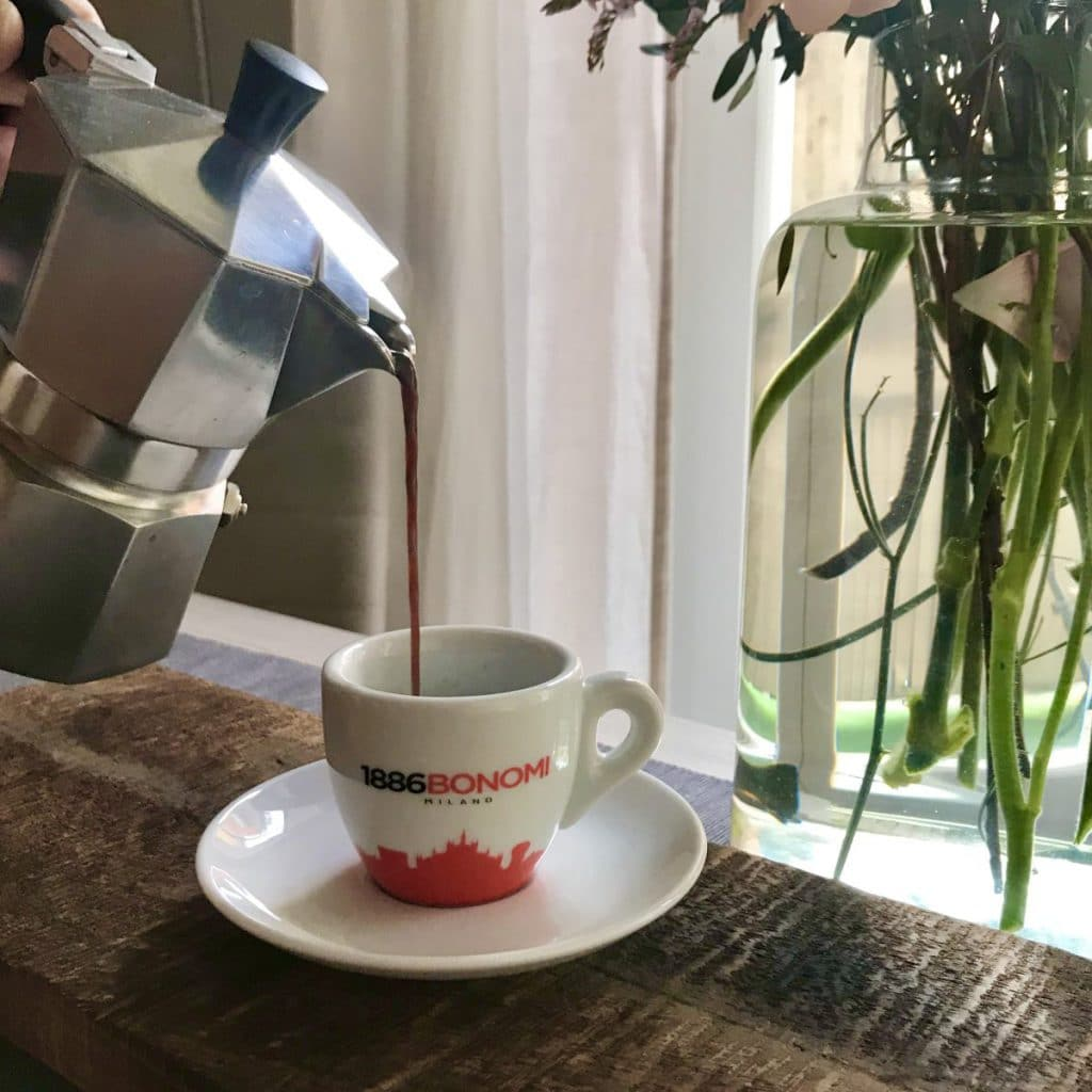Koffie Moka Bonomi