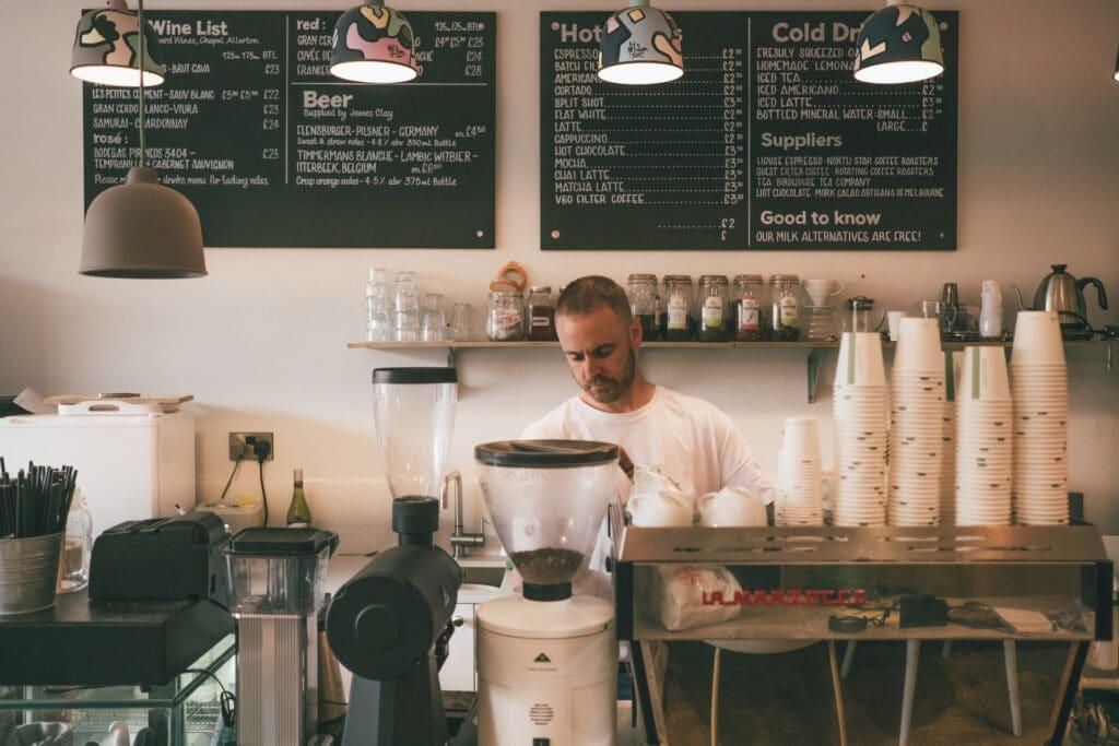 Samenwerken als take-away met Bonomi Koffie