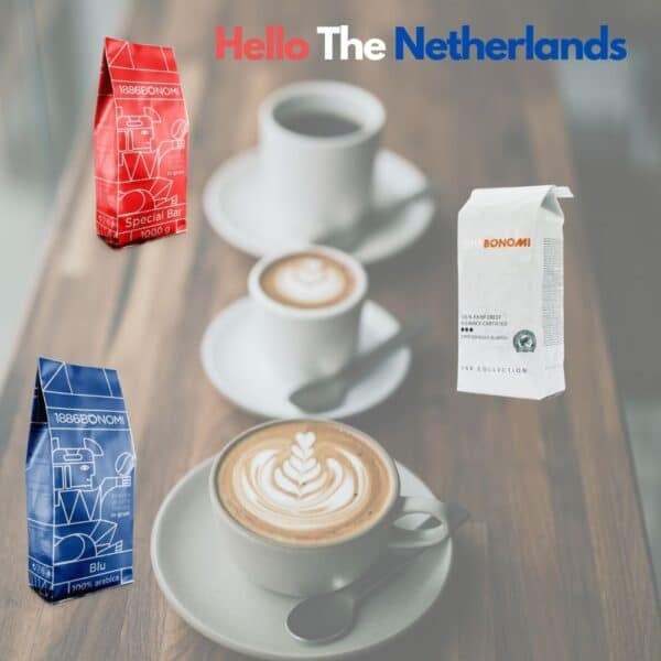 Bonomi Koffie combodeal Nederland